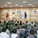 USO Show-Live in the DMZ, South/North Korea
