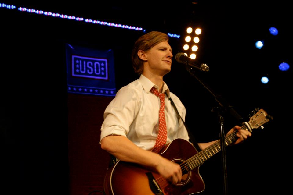 USO Show-Live at the Hard Rock Cafe, Times Square