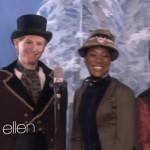 USO Show- The Ellen Show