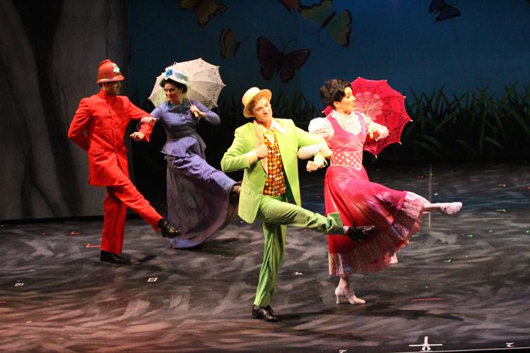 Mary Poppins-Arts Center of Coastal Carolina