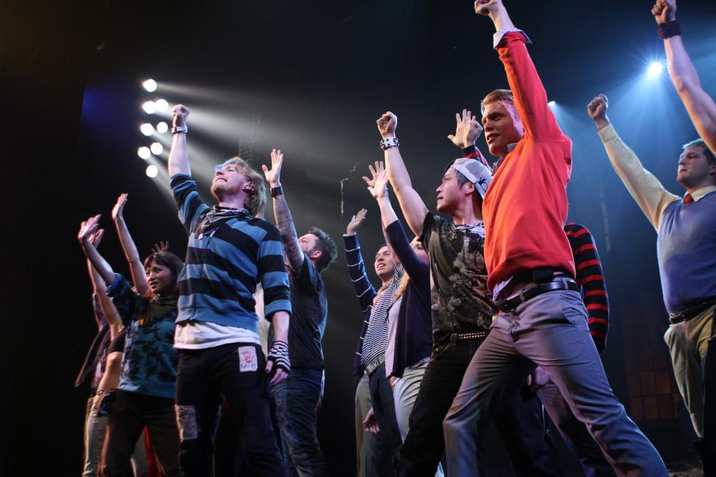 Jesus Christ Superstar-Village Theatre